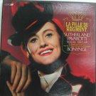 SUTHERLAND PAVAROTTI usa LP LA FILLE DU REGIMENT Classical 2 LP BOX SET LONDON-S