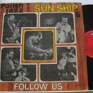 SUN SHIP usa LP FOLLOW US Jazz DECCA