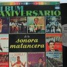SONORA MATANCERA latin america LP ALBUM ANIVERSARIO SEECO