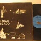 SOLEDAD DELGADO cuba LP S/T SELF SAME UNTITLED Latin STICKER ON LABEL AREITO