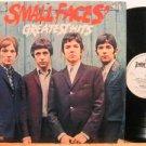 SMALL FACES u.k. LP GREATEST HITS Rock NEMS excellent