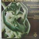 SKROWACZEWSKI usa LP WAGNER GREAT LOVE SCENES Classical TURNABOUT excellent