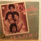 SHIRELLES usa LP CLASSICS Rock SEALED/UNPLAYED BACK TRAC
