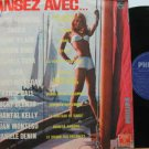 SHEILA/JOHNNY HALLYDAY/FRANCE GALL colombia LP DANSEZ AVEC French SAMPLER PHILIP