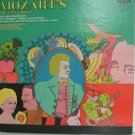 SAMPLER usa LP MOZART'S GREATEST HOTS Classical RCA excellent