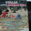 SAMPLER latin america LP ITALIA SIEMPRE ROMANTICA Vocal RCA