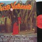 SAMPLER latin america LP FIESTA VALLENATA CBS