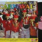 SAMPLER colombia LP TRIUNFADORES DEL CARNAVAL Latin ZEIDA