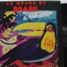SAMPLER brazil LP LO MEJOR DE BRASIL RCA