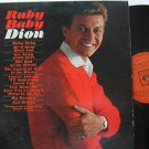 RUBY BABY latin america LP DION Rock LABEL IN SPANISH TOO CBS