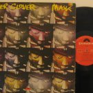 ROGER GLOVER mexico LP MASK Rock LABEL IN SPANISH TOO POLYDOR