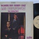 RICARDO RAY BOBBY CRUZ latin america LP LOS DURISINOS ALEGRE
