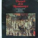 RENE CLEMENCIC usa LP DANSES DE LA RENAISSANCE Classical FRANCE excellent
