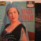 RENATA TEBALDI usa LP OPERATIC RECITAL Classical ORIGINAL INNER SLEEVE/WRITING O