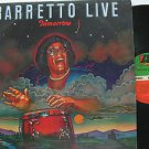 RAY BARRETTO usa LP LIVE Latin 2 LPs ATLANTIC