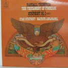 RANDALL THOMPSON usa LP THE TESTAMENT OF FREEDOM Classical ANGEL excellent