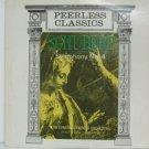 RALPH EVANS usa LP SCHUBERT SYMPHONY N.4 Classical PEERLESS excellent