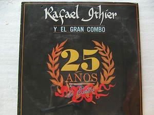 RAFAEL ATHIER latin america LP 25 ANOS DE EXITOS PRIVATE
