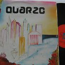 QUARZO latin america LP S/T SELF SAME UNTITLED Rock LABEL IN SPANISH TOO TH