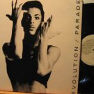PRINCE usa LP EVOLUTION/PARADE Pop FOLDOUT WB excellent
