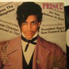 PRINCE usa LP CONTROVERSY Pop WITH POSTER WB