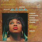PRICE VICKERS usa LP VERDI AIDA HIGHLIGHTS Classical RCA excellent