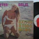 PETER DELIS peru LP EXITOS A TODO RITMO Latin VIRREY