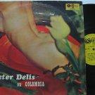 PETER DELIS peru LP EN COLOMBIA Latin VIRREY