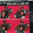 PETE RUGOLO usa LP BRASS IN HI FI Jazz MERCURY