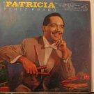 PEREZ PRADO mexico LP PATRICIA Latin SEALED/UNPLAYED RCA