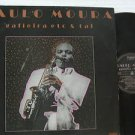 PAULO MORURA brazil LP GAFIEIRA ETC & TAL PRIVATE