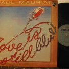 PAUL MAURIAT colombia LP LOVE IS STILL BLUE Easy PHILIPS excellent