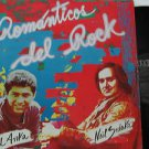 PAUL ANKA NEIL SEDAKA latin america LP ROMANTICOS DEL ROCK LABEL IN SPANISH TOO