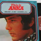 PAUL ANKA latin america LP THI IS Rock LABEL IN SPANISH TOO BUDDAH