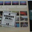 PAT METHENY usa LP TRAVELS Jazz ECM