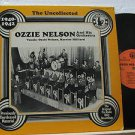 OZZIE NELSON usa LP AND HIS ORCHESTRA Jazz HINDSIGHT