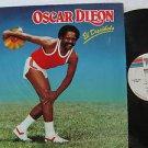 OSCAR D'LEON latin america LP EL DISCOBOLO TH
