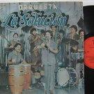 ORQUESTA LA SOLUCION latin america LP S/T SELF SAME UNTITLED TH