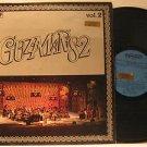 ORQUESTA CUBANA cuba LP GUZMAN 82 VOL.2 Latin STICKER ON COVER AND LABEL EGREM