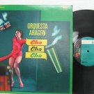 ORQUESTA ARAGON usa LP CHA CHA CHA Latin ARCANO