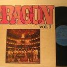 ORQUESTA ARAGON cuba LP VOL.1 Latin AREITO