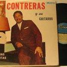 ORLANDO CONTRERAS usa LP Y SU GUITARRA Latin MAYPE