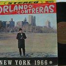 ORLANDO CONTRERAS latin america LP NEW YORK 1966 MAYPE