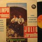 OLIMPO CARDENAS & JULIO JARAMILLO usa LP REUNION EN LA CUMBRE Jazz ALEGRE excell