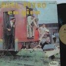 NOEL PETRO latin america LP EN GIRA DARO