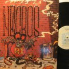NECROS usa LP TANGLES UP Rock RESTLESS excellent
