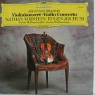 NATHAN MILSTEIN usa LP JOHANNES BRAHMS VIOLIN CONCERTO Classical DEUSTCHE GRAMMO