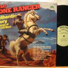 NASHVILLE COUNTRY SINGERS usa LP THE LONE RANGER OST PETER PAN