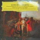 NARCISO YEPES usa LP LUIGI BOCCHERINI QUINTETTE N.4 & N.7 & N Classical DEUSTCHE