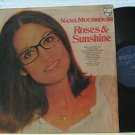 NANA MOUSKOURI latin america LP ROSES & SUNSHINE Vocal PHILIPS